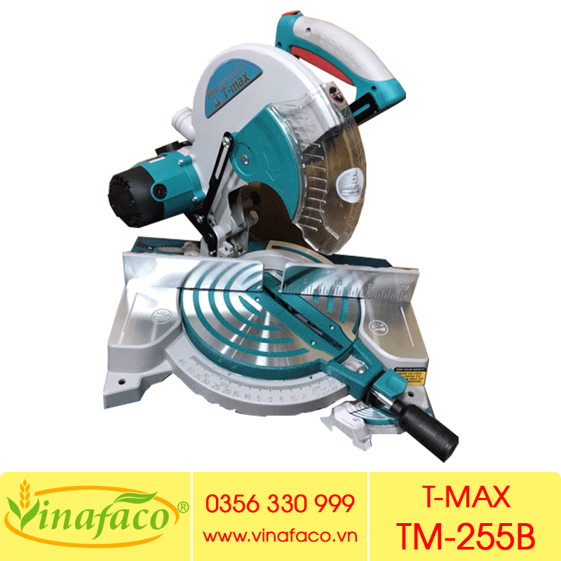 Máy Cắt Nhôm TMAX TM-255B Dây Đồng