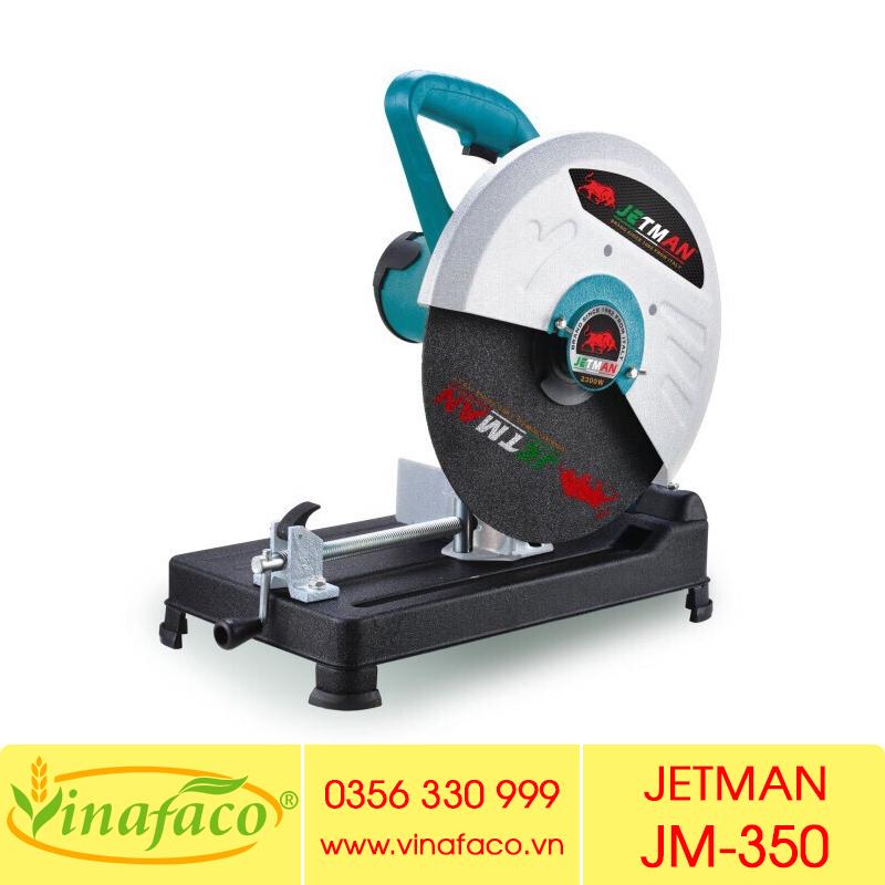 Máy Cắt Sắt JETMAN JM 350 Dây Đồng