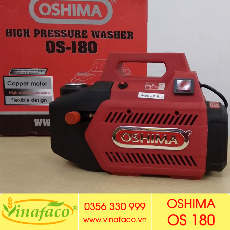 Máy Xịt Rửa Oshima OS 180