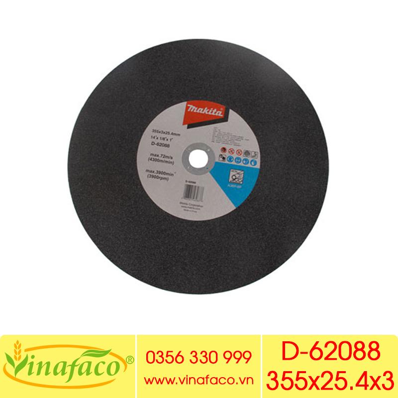 Đá Cắt Sắt Makita D-62088 355mm