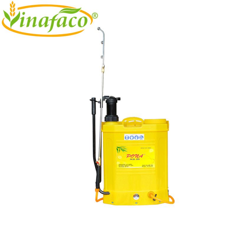 Máy phun thuốc trừ sâu chạy điện Pona PN 20 – 2 CN